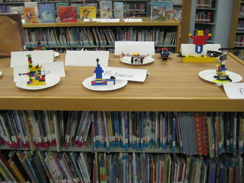 Lego Party at Rockaway Township Library
