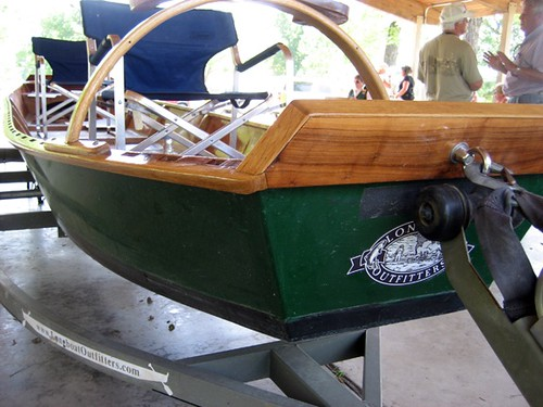 Long Boat Outfitters johnboat