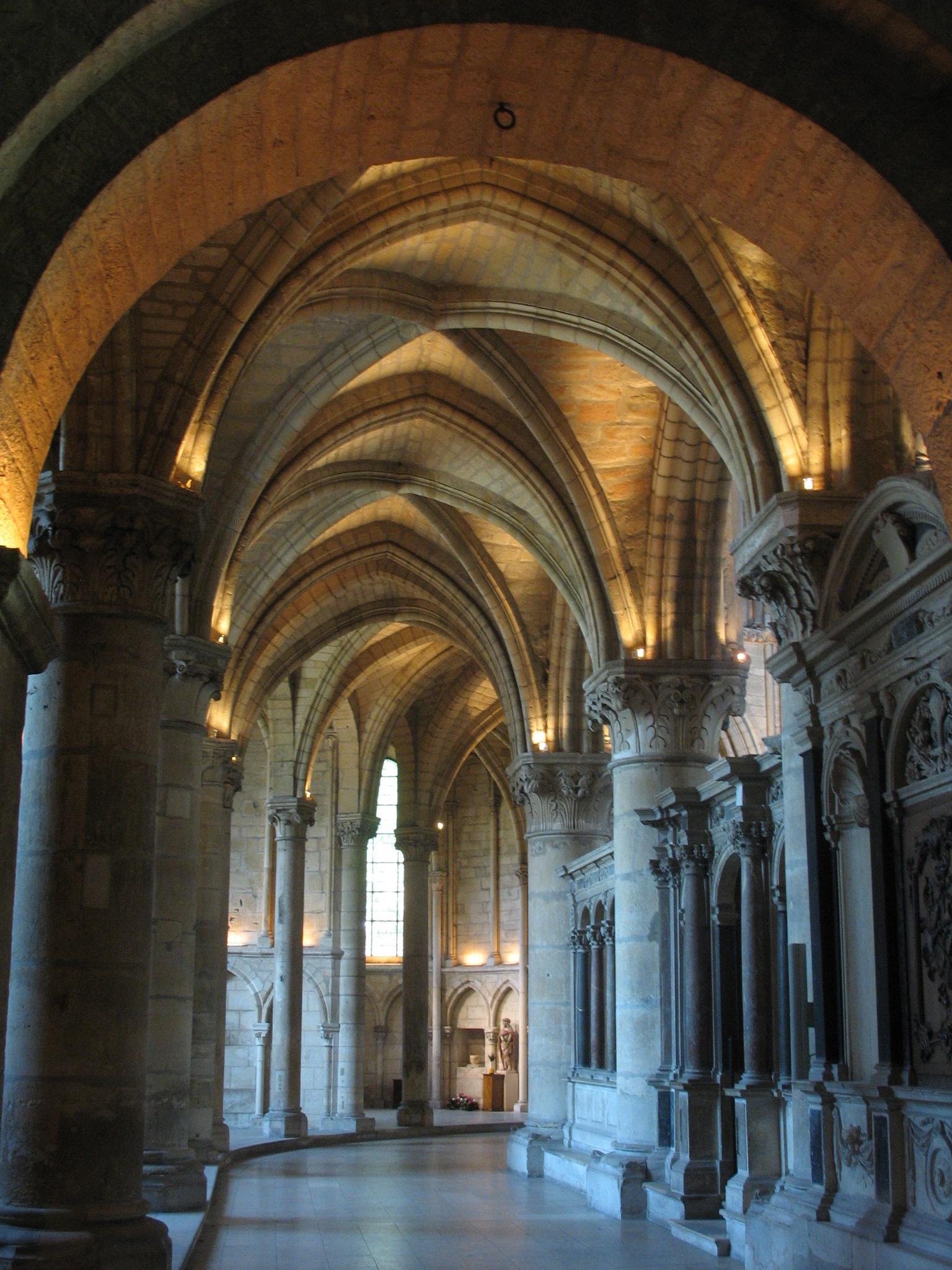 Basilique saint remi de reims reims juni 2011 kathedra flickr phot - Basilique st remi reims ...