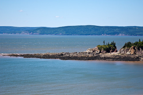 Cape Enrage - Bay of Fundy, NB
