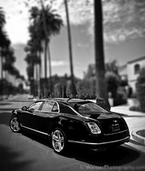 Bentley Mulsanne-Blur