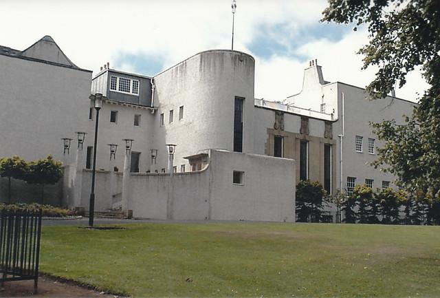 Charles Rennie Mackintosh, House for an Art Lover, Glasgow