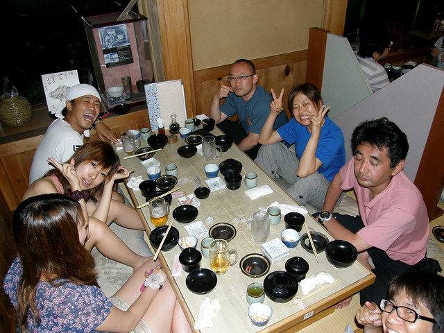 Photo:#8751 dinner By Nemo's great uncle