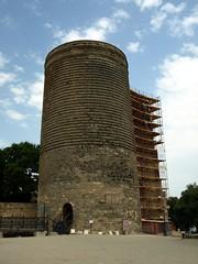 Баку. Символ города - Девичья башня