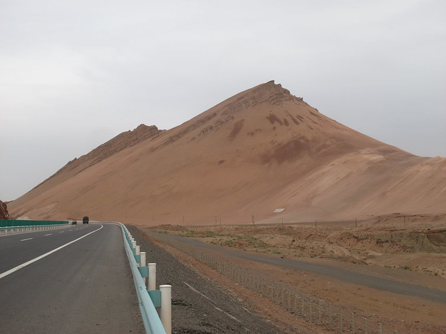 Fire Mountain, Turpan