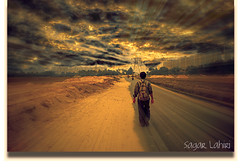 Marching towards Uncertainity