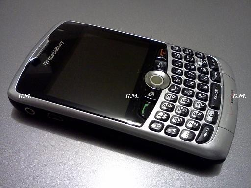 Verizon Blackberry Curve 8330 great2