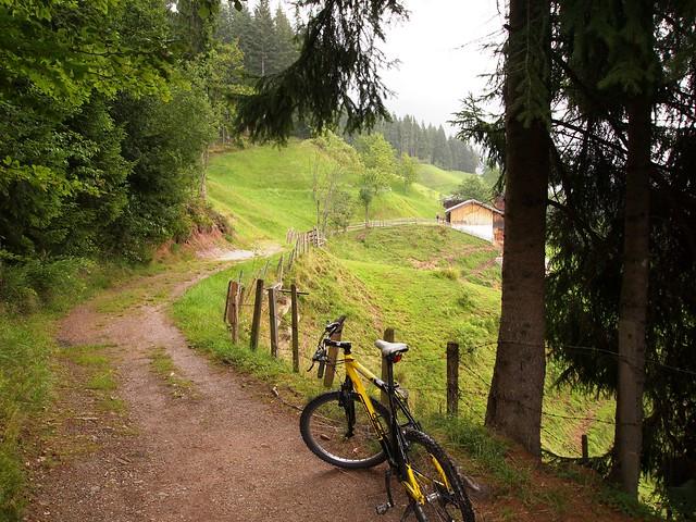 Bike 180-146, July 22, Austria