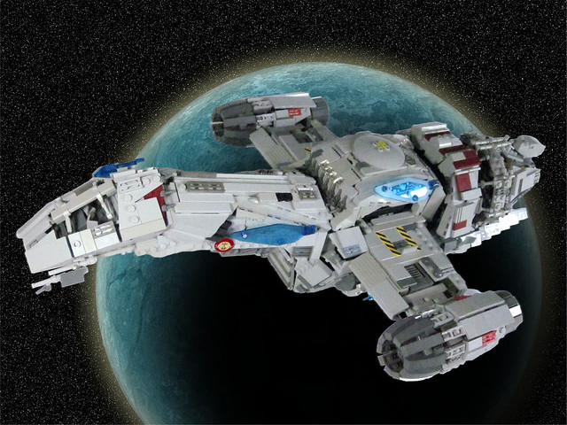 Firefly Serenity Now on CUUSOO