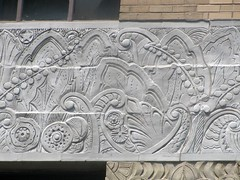 Jungley Bas Relief