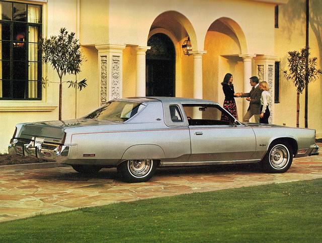 1977 Chrysler New Yorker Brougham 2 Door Hardtop - a photo on ...
