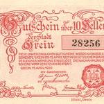 025 -1Notgeld 10