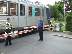 Divers accidents de Trains en Suisse