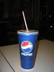 Pepsi post-mix, KFC Copenhagen