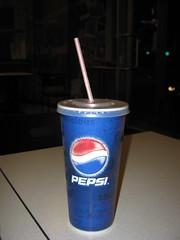 Pepsi post-mix, KFC Copenhagen