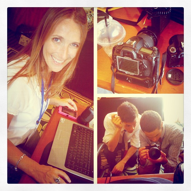 The #thsc2011 Situation Room | Photo-Video Crew | Woot! #incourage