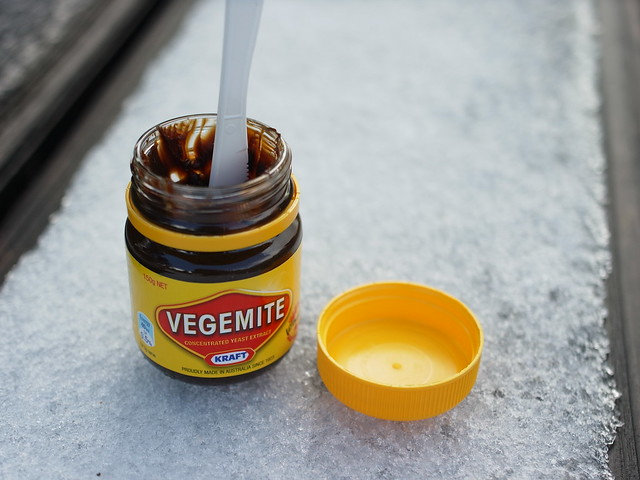 Vegemite on Ice