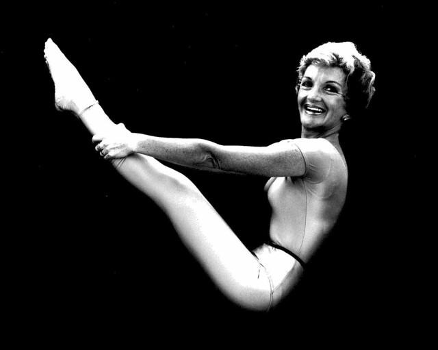 Sheila Cluff V Sit 1978