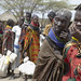 Kenya food crisis: WFP/Oxfam food aid distribution