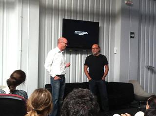 Charla de Toni Segarra, Director Creativo de SCPF.com