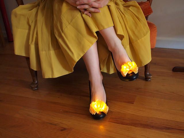 Twinkle Toes Light Up Shoes Size