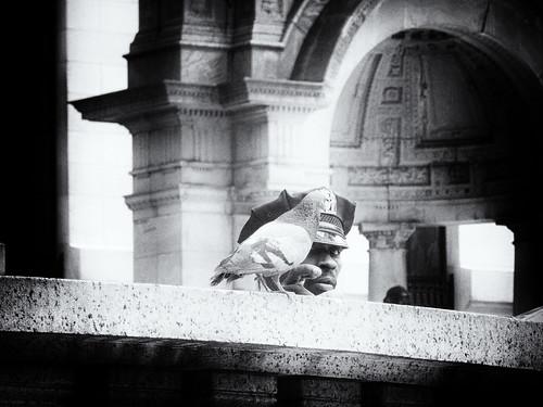 "New York Manhattan dal libro ""Sulla strada | On the Road (1957)"" di Jack Kerouac"