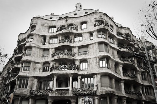 Casa Milá o La Pedrera