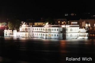 Udaipur - Lake Palace Hotel