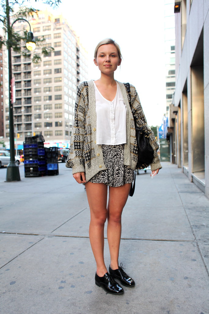 STREET FASHION STYLE A San Francisco (SF) and New York (NYC) Streetstyle Blog Summer Outfit ...