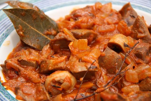 Receta de asadura de cordero lechal for Cocinar cabeza de cordero