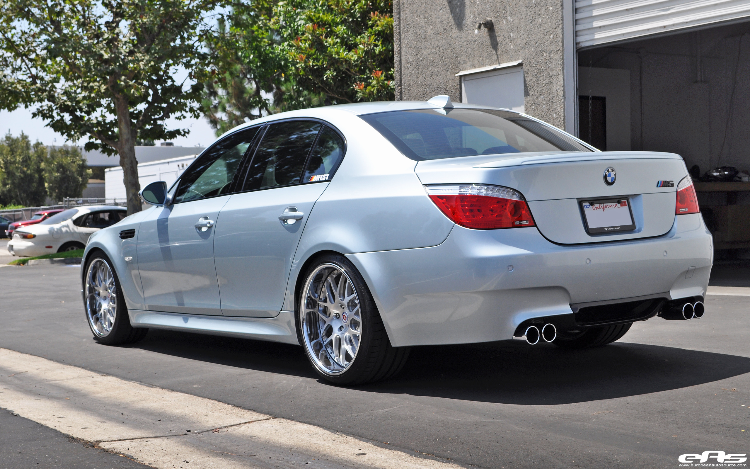 2005 Bmw E60 M5 Performance Parts