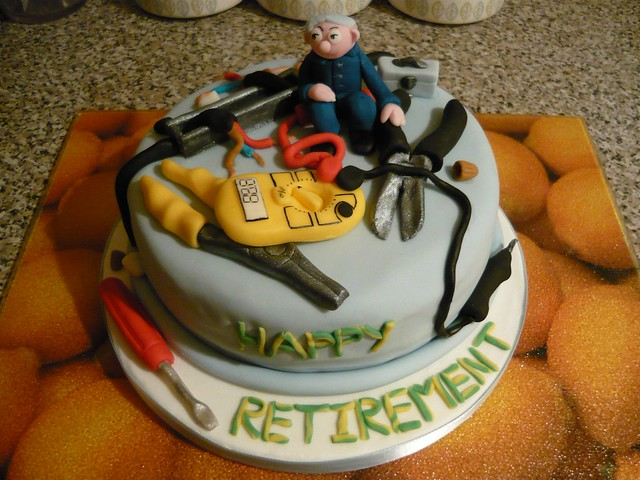 Electrician Cake Designs http://www.flickr.com/photos/wiggleswhoo/6039086113/