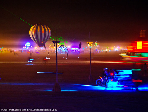 Burning Man, 2010
