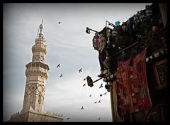 Syrie, street life