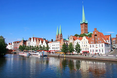Altstadt - The Lubeck old town