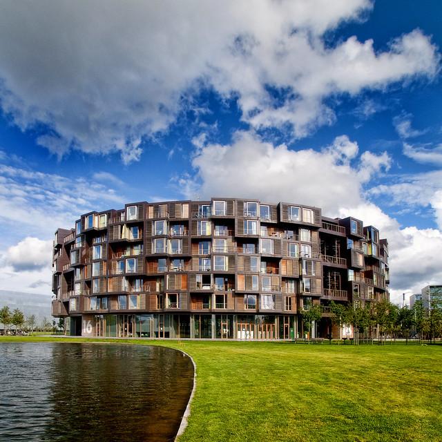 Denmark - Copenhagen - Orestad - Tietgen Dormitory 03 sq