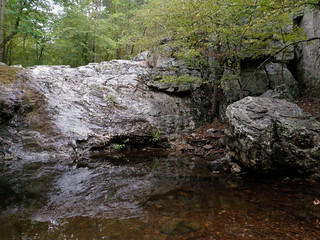 Dry Waterfall, Lake Catherine SP, AR
