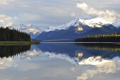 Maligne Lake, Jasper National Park!