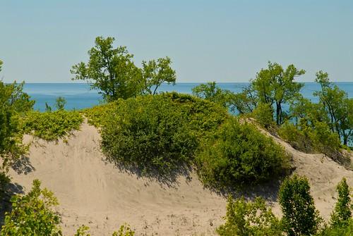 dune lakeontario sandbanksprovincialpark