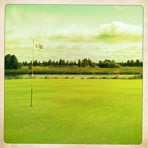 suomi finland golf july kesä greenzone 2011 tornio heinäkuu suomitour