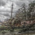 Isle of Mull Boatwrecks