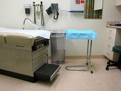 furniture, room, clinic, medical, desk,