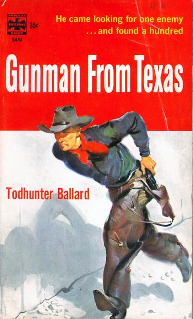 Todhunter Ballard Net Worth