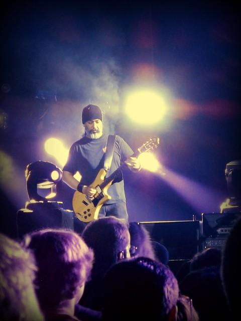 Soundgarden Live Tour