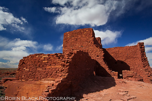 "Ruins of Sinagua (""Land Without Water"")"