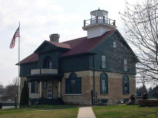 Michigan City Indiana Old Michigan City Lighthouse Flickr Photo Sharing