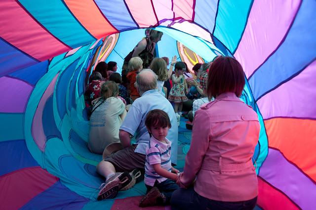 Vancouver Folk Fest Day 2