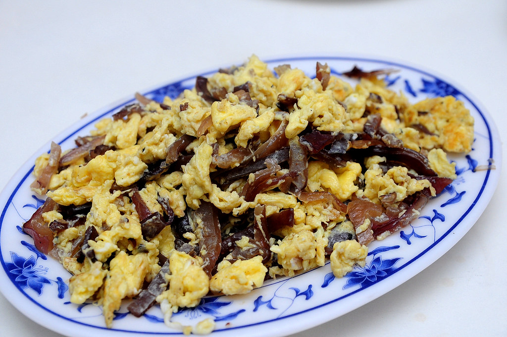 辛亥小館 - 木須炒蛋