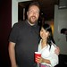 OPENING NIGHT: Tran Nguyen and David Bray (July 2011)