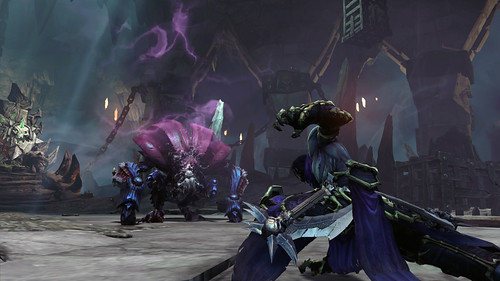 Darksiders 2 Possessed Weapons, Special Items and Abilities Guide
